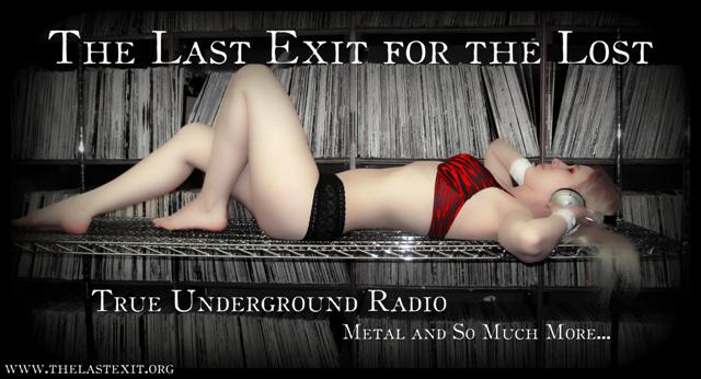 The Last Exit for the Lost Mondays at 8 pm (est)