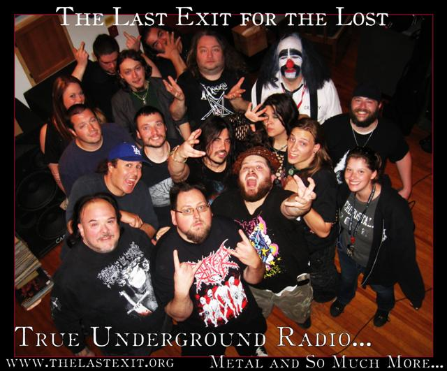 The Last Exit for the Lost Group with Seriah Azkath and crew