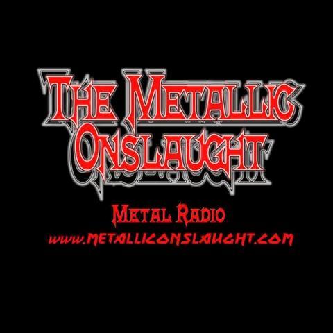 The Metallic Onslaught Saturdays at 8 pm (est)