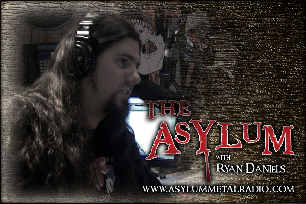The Asylum with Ryan Daniels Sundays at 9 pm (est)
